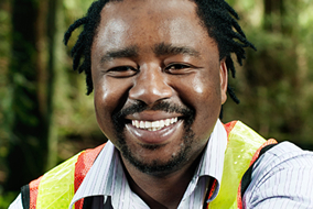 Forestry Graduate, Cornelius Motsa, featured in UBC Reports: Weighing forest conservation and need