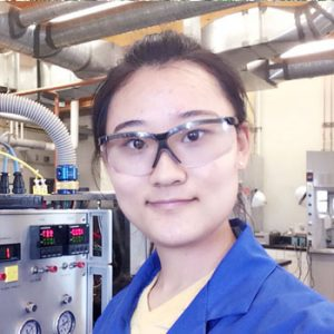 Yilun (Lily) Zhang (Wood Products Processing)