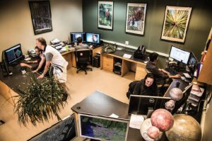 Lab Tours: The Integrated Remote Sensing Studio