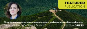 Close-to-nature forest management options preferred when climate changes