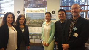 Urban Forestry students win 2 prizes at Vancouver City Studios' Hubbub event