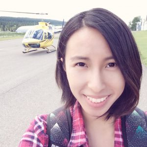 Carrie Huang (Forestry)