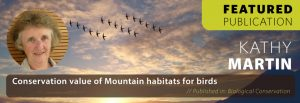 Conservation value of Mountain habitats for birds