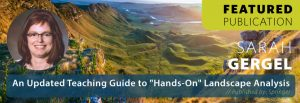 "Updated Teaching Guide to ""Hands-On"" Landscape Analysis"