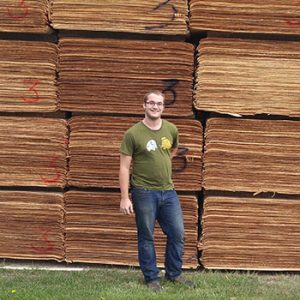 Alexander Boulay (Wood Products Processing)