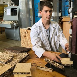 Hugh Grady (Wood Products Processing)