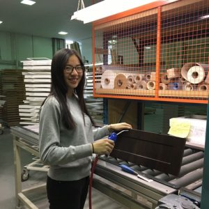 Qing Qiu (Wood Products Processing)