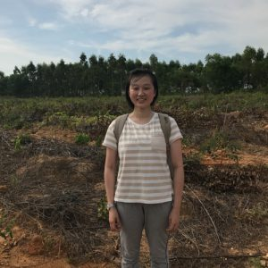 Yanhan Liu (Forest Resource Management)