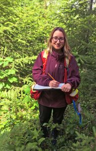 Carmen Taylor (Bachelor of Science in Forest Sciences)