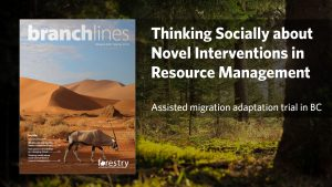 Thinking Socially about Novel Interventions in Resource Management