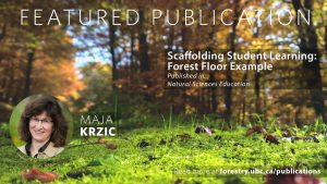 Scaffolding Student Learning: Forest Floor Example